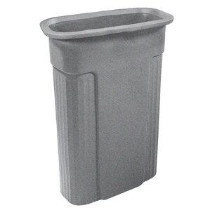 Slimline 23 Gallon Trash Can