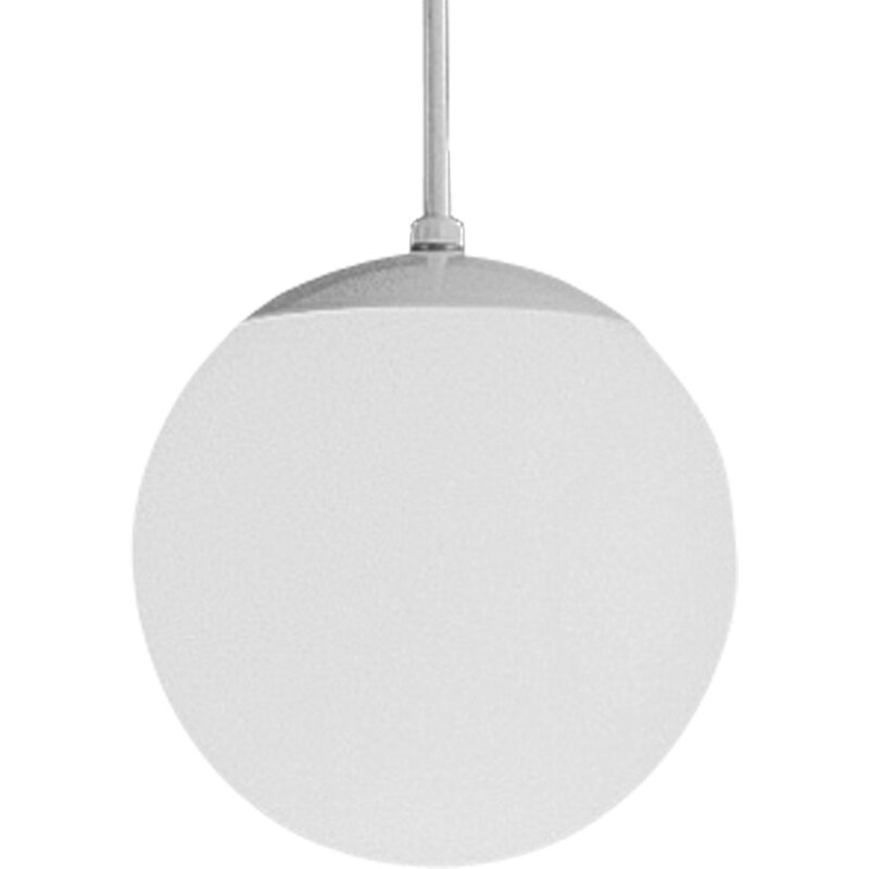 Progress Lighting 1 Light Globe Pendant Reviews Wayfair