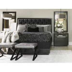 Carrera Bedroom Platform Customizable Bedroom Set