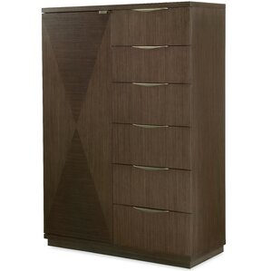 Soho By Rachel Ray Home 6 Drawer Gentleman's Chest by Rachael Ray Home by Legacy Classic