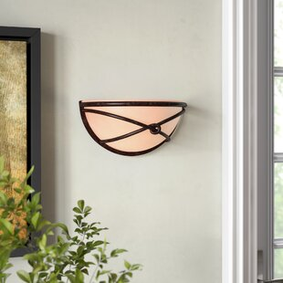 Attractive Gironde 1 Light Large Wall Sconce