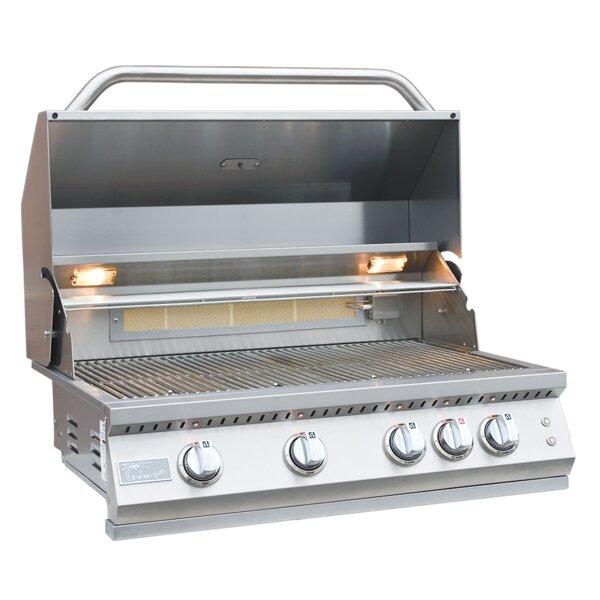 Kokomo Grills Professional Bbq 4 Burner Built In