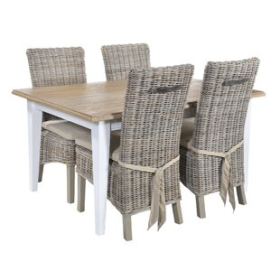 bamboo dining table sets you ll love wayfair co uk rh wayfair co uk Bamboo Dining Room Chairs Bamboo Dining Room Table