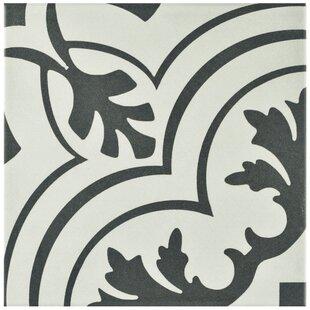 Forties 7 75 X Ceramic Field Tile In Vintage