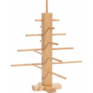 Multifunctional Tree Wood Jewellery Stand by Symple Stuff