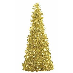 Gold Slender Christmas Trees You Ll Love In 2019 Wayfair