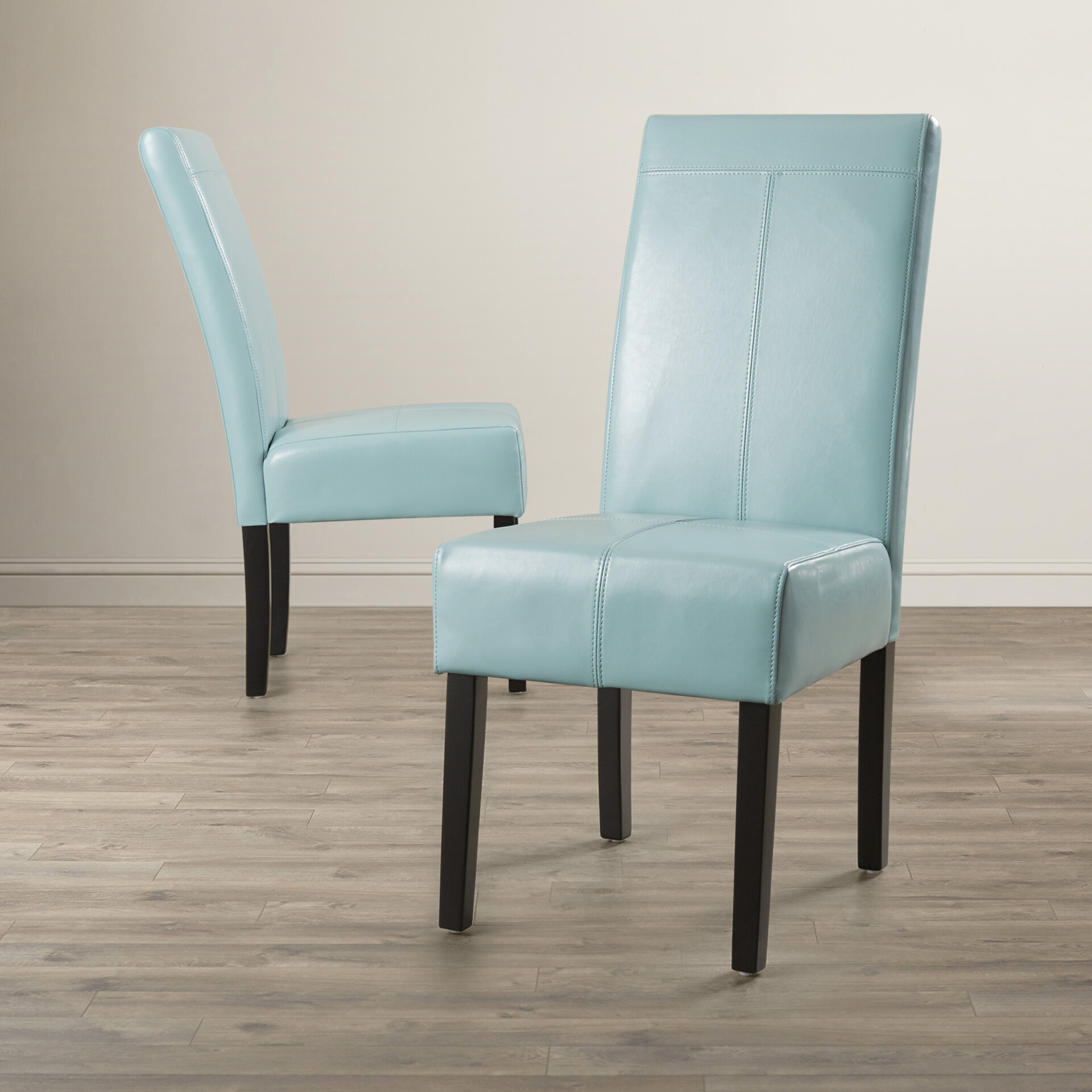 Andover Mills T-Stitch Upholstered Dining Chair & Reviews | Wayfair