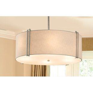Save  sc 1 st  Wayfair & Adjustable Dimmable Pendant Lighting | Wayfair
