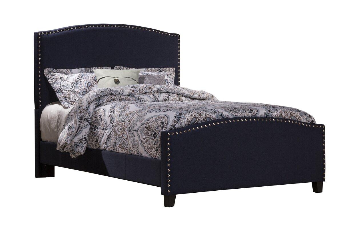 Wayfair Upholstered Panel Bed: Birch Lane™ Upholstered Panel Bed & Reviews