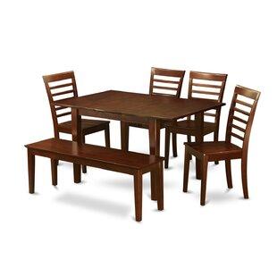 Lorelai 6 Piece Dining Set New