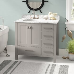 36 X 18 Bathroom Vanity Wayfair