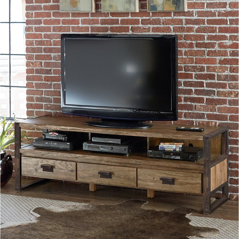 Cecily Tv Stand For Tvs Up To 75 Reviews Birch Lane