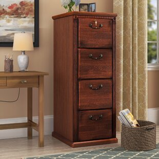 Reynoldsville 4 Drawer File Cabinet