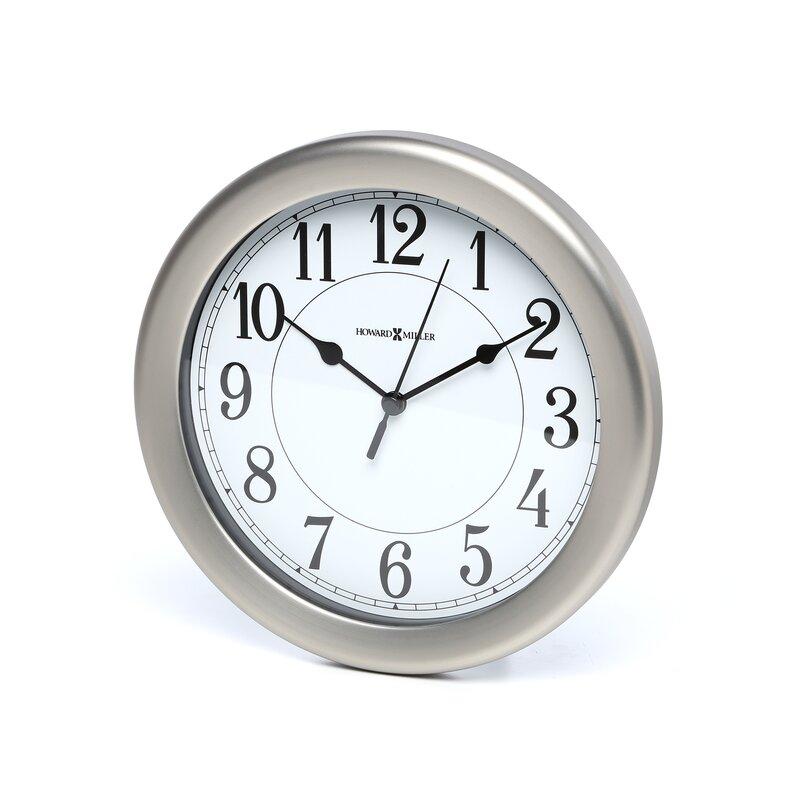 Howard Miller Special Wall Mount Aries 8 5 Clock Reviews