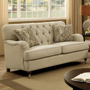Darby Home Co Luisa Loveseat