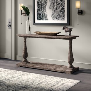 54 Inch Console Table Wayfair