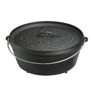 6 qt. Boy Scout Camp Dutch Oven