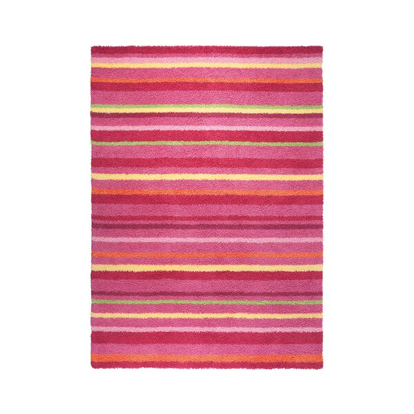 Esprit Hand-Tufted Pink Area Rug & Reviews