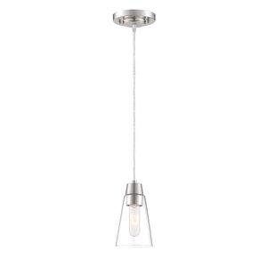 Irina 1-Light Mini Pendant