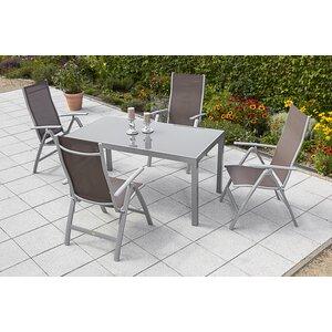 4-Sitzer Gartengarnitur Lennard von Kampen Living
