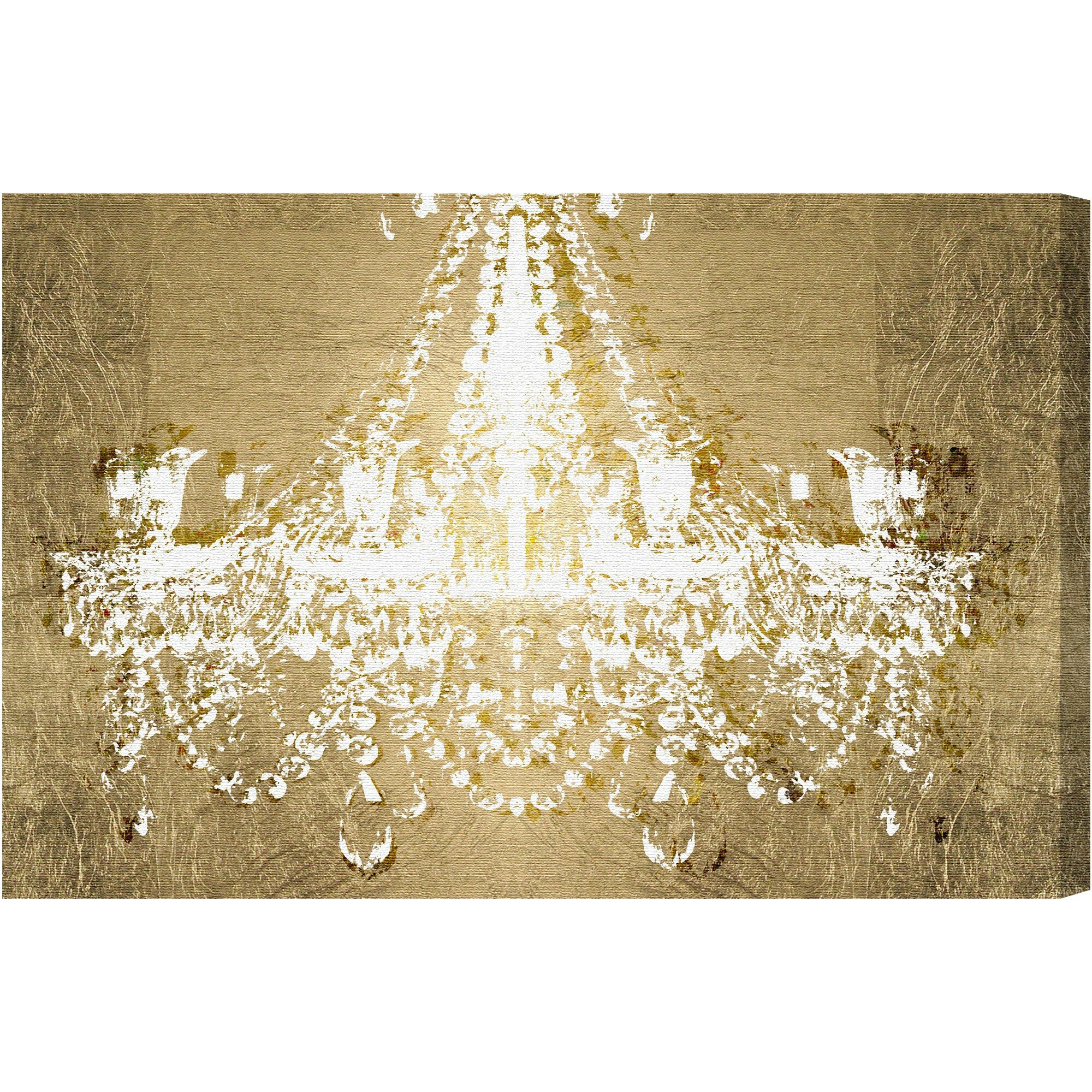 and wall inside artruby canvas art chandelier view of collection decors b print