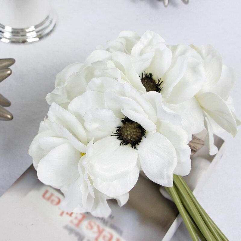 House of hampton silk anemone floral arrangement wayfair mightylinksfo