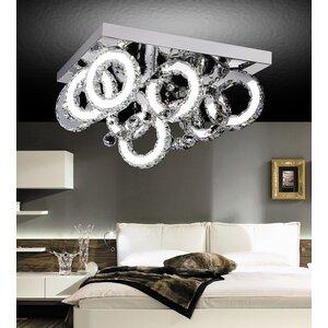 Ring 54-Light LED Flush Mount