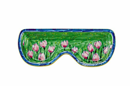 Tulip Eyeglass Holder