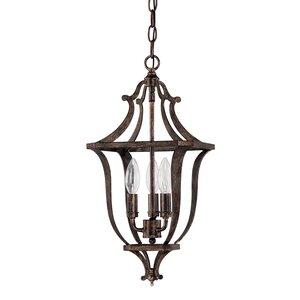 Corday 3-Light Foyer Pendant