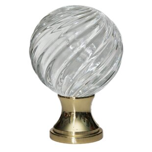 Crystal Finial For Staircase