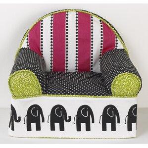Hottsie Dottsie Kids Cotton Foam Chair by Cotton Tale