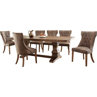 parfondeval extendable wood dining table - Extending Dining Table And Chairs