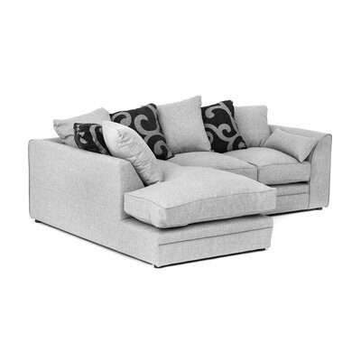 L Shaped Corner Sofas You Ll Love Wayfair Co Uk