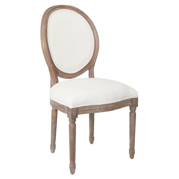 Straight Back Dining Chair | Wayfair