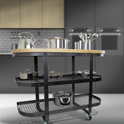 Industrial Kitchen Islands & Carts You'll Love Wayfair