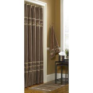 Brown Shower Curtains brown shower curtains you'll love | wayfair