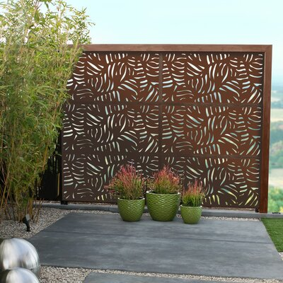 Decorative Garden Fence Panels Wayfair