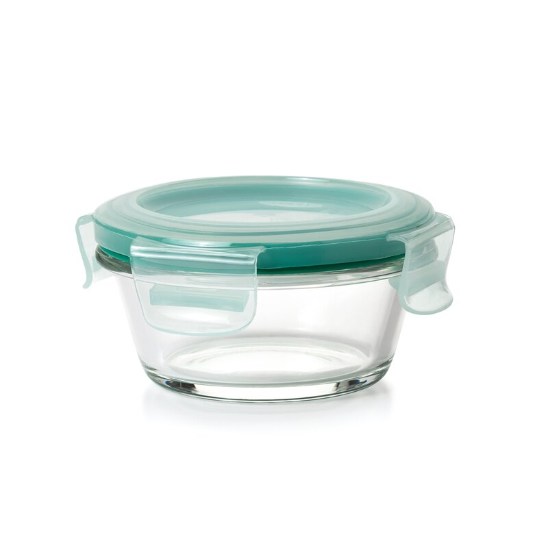 Good Grips SNAP Glass 16 Container Food Storage Set