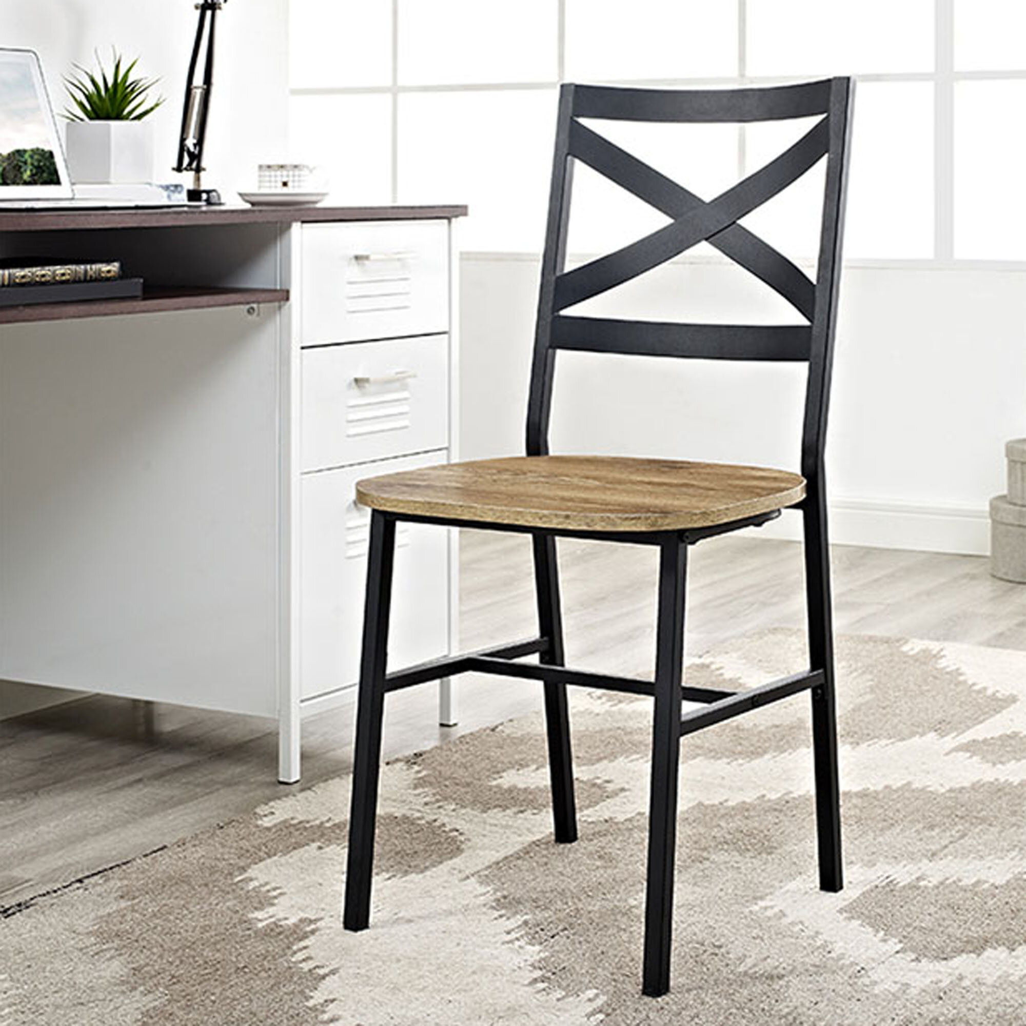 Laurel Foundry Modern Farmhouse Madelyn Dining Chair U0026 Reviews | Wayfair