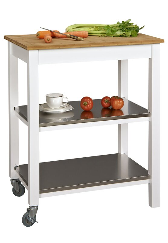 CORNER HOUSEWARES Ultimate Kitchen Island & Reviews
