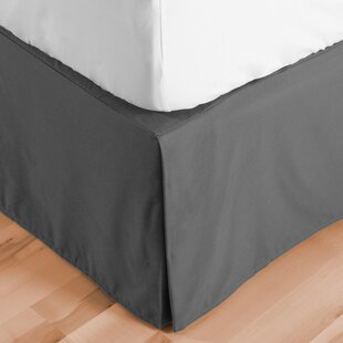 Dark Grey Bed Skirt Wayfair