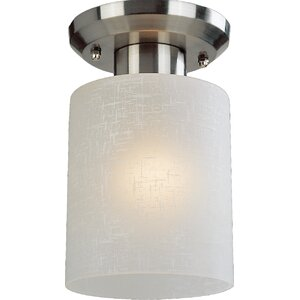 Viki 1-Light Flush Mount