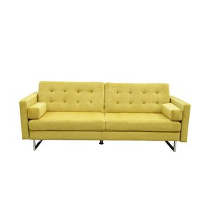 Kylee Convertible Sofa by Wade Logan
