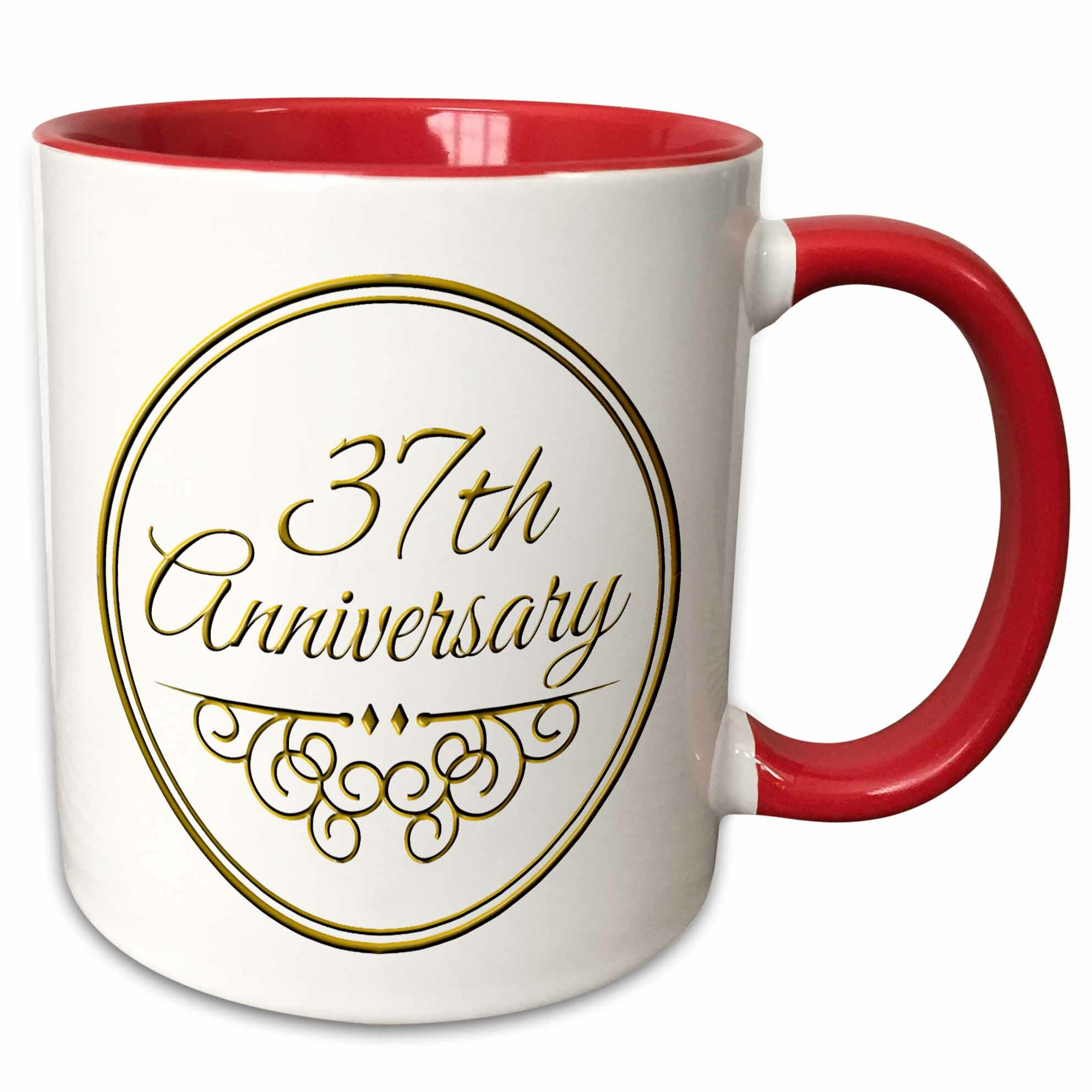 48th Wedding Anniversary Gift Ideas: The Party Aisle 37th Anniversary Gift Text For Celebrating