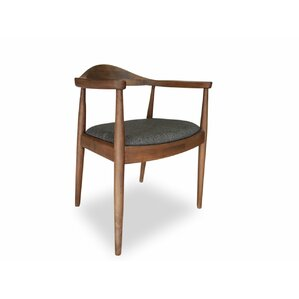 Charles Solid Wood Dining Chair by George Oliver