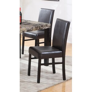 Side Chair (Set of 2) by BestMasterFurniture