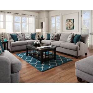 Rosalie Configurable Living Room Set Sets You ll Love  Wayfair