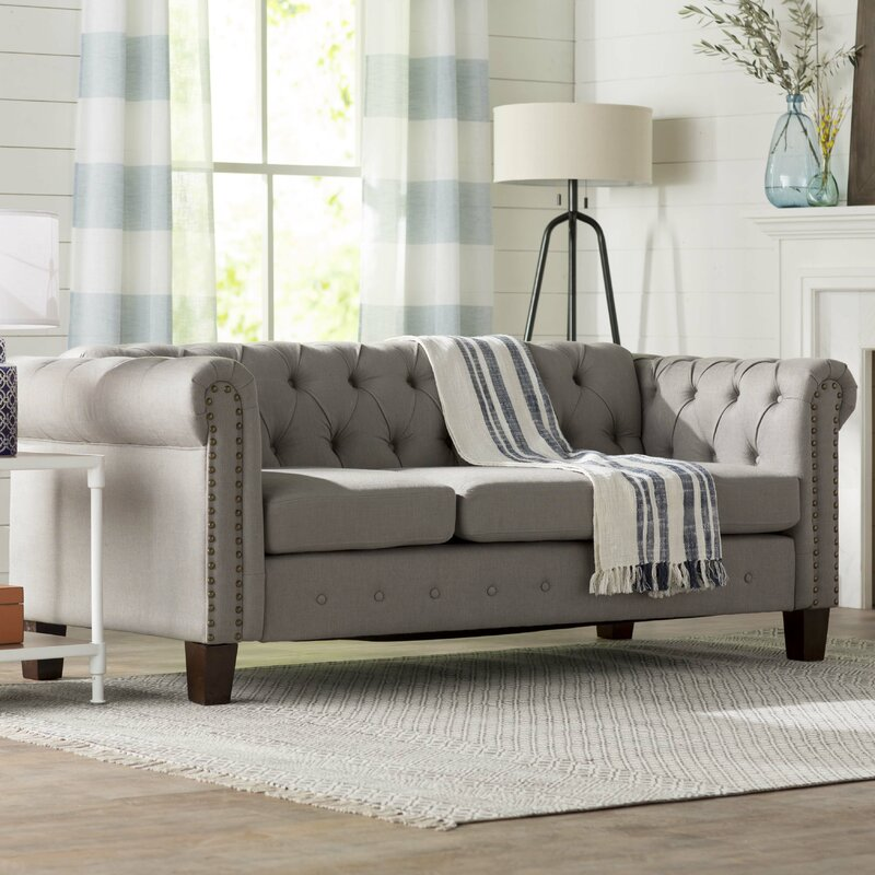 Trevino Chesterfield Sofa
