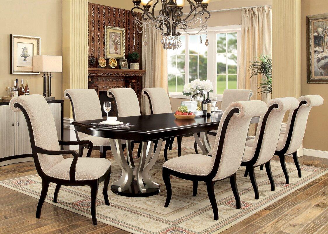 Willa arlo interiors choncey dining table - Willa arlo interiors keeley bar cart ...