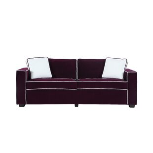 Charmant Purple Velvet Sofas Youu0027ll Love | Wayfair